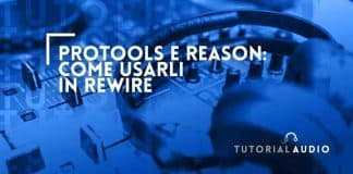 Protools e reason in rewire